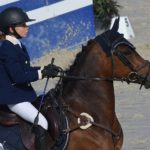 Lana et Atila s'imposent dans le Grand Prix As Excellence de Bourgbarré - ph. Poney As