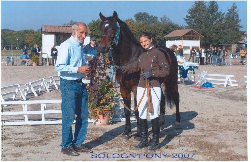 Quoktail Pearl (par Willowway Piper's Bay), sacré champion suprême de la race à 3 ans – ph. coll. Bernard Vaucher