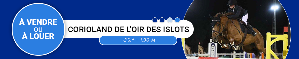 Corioland de l\'Oir des Islots