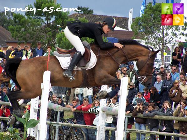 Jennifer Subtil et Flying Welshman, photo Pauline Bernuchon