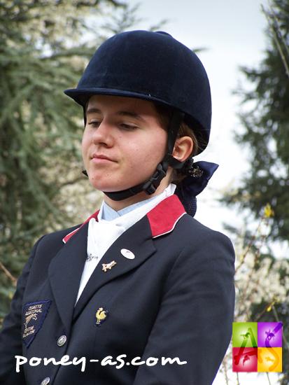 Noémie Sergent, photo Pauline Bernuchon