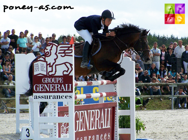 Thomas Jussiaux et Intermede A Bord, photo Pauline Bernuchon