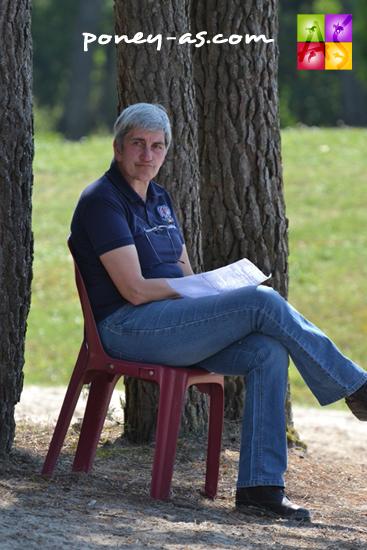 Chef d'équipe belge - ph. Pauline Bernuchon