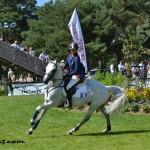 Mégane et Jimmerdor, meilleur couple tricolore, classé 5e ex - ph. Pauline Bernuchon