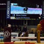 Ninon Castex et Quabar des Monceaux - ph. Pauline Bernuchon