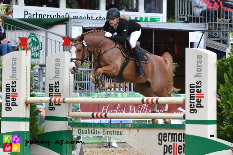 4e ex, Polly 425 (Paul SG x Krimh) - ph. Pauline Bernuchon