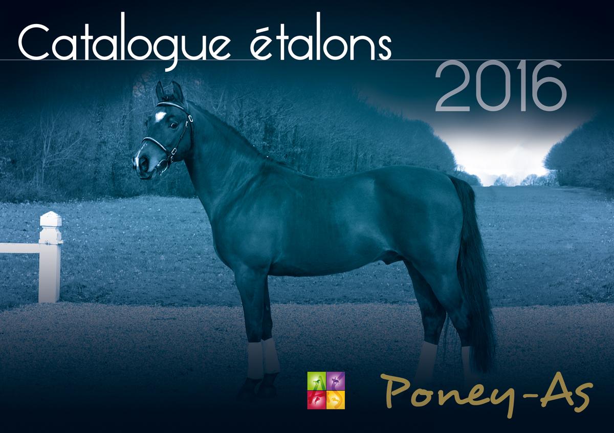 catalogue étalons Poney-As, 2016