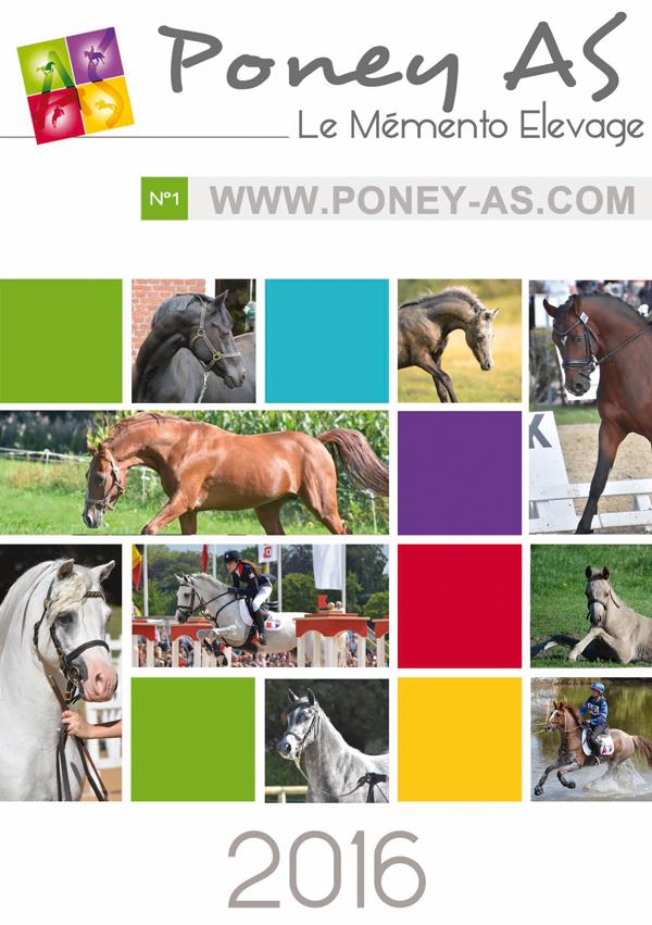 Poney-As, le Mémento 2016