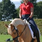 Victoria Huet (Sui) et Equestricons Day of Diva - ph. Pauline Bernuchon