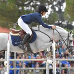 Camille Favrot et Uhelem de Seille, Generali Open de France 2017 - ph. Poney As