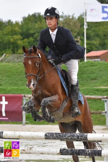 Elite - Drogo d'Hurl'Vent et Cedric Hallez - ph. Camille Kirmann