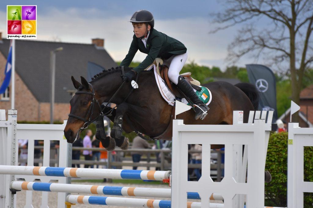 Sentower park seamus hughes kennedy poney as
