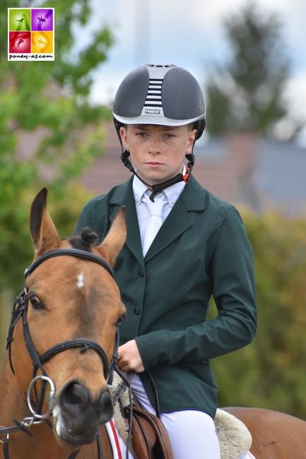Keatingstown Hunky Dory Seamus hughes kennedy poney as