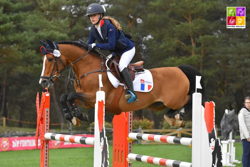 BIP 2018 Poney As Coupe des nations