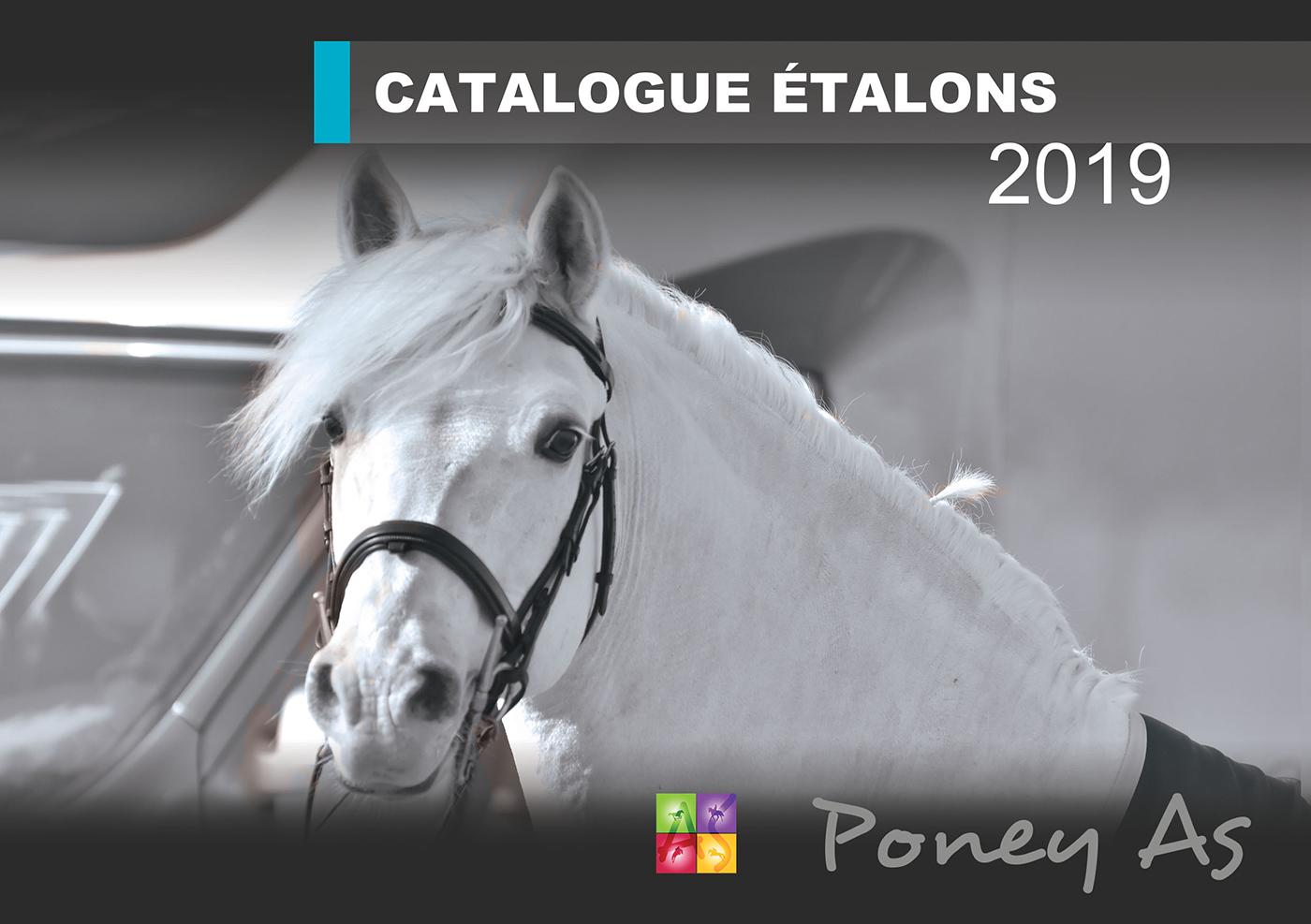 Couv catalogue étalon 2019