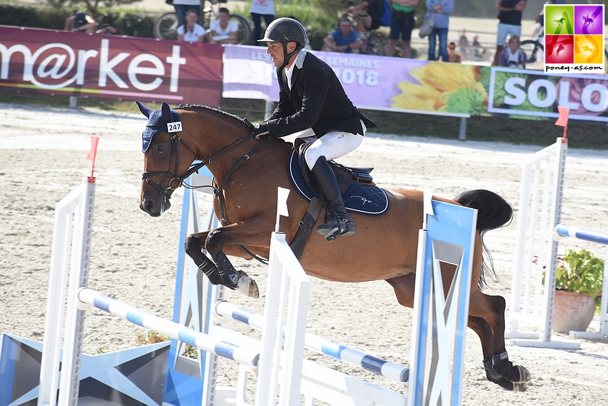 Donna Regina de Twin et Mathieu Laisney - ph. Poney As