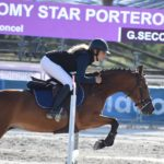 Doomy Star Porteron et Gladys Secchiutti - ph. Poney As