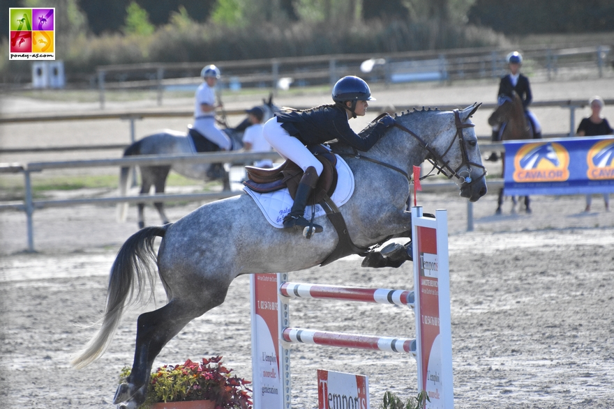 Sologn'Pony 2018 poney as