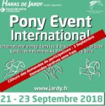Pony Event International de Jardy