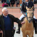 René Cassier au Sologn'Pony - ph. coll. AFPCW
