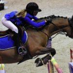Charlotte Slosse et Rubis d'Epuisay - 8+8 - ph. Poney As