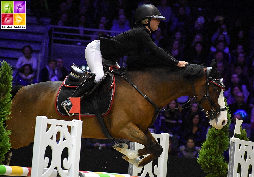 Shaunie Greig et Casino Royale - ph. Poney As