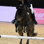 Louise Sadran et United des Islot remportent l'As Excellence de Chazy-sur-Ain, double 0 - ph. Poney As