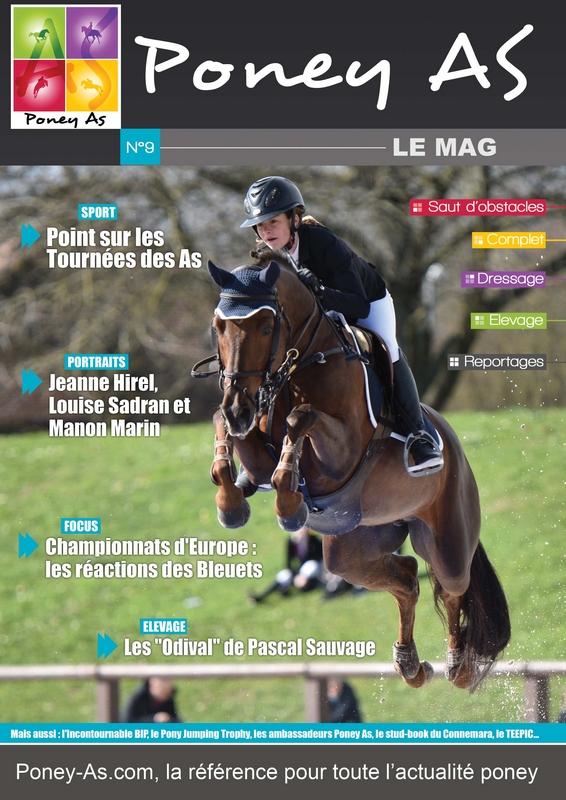 Magazine Poney As n°9