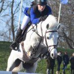 Cannelle Paramucchio et Uhelem de Seille s'imposent dans le Grand Prix As Excellence de Chazey-sur-Ain. ph. Poney As
