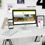 Nouveau site Internet - centre équestre des Chimères