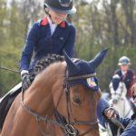 Sarah et Tutti remportaient il y a quelques semaines le Petit Grand Prix de Montlouis-sur-Loire - ph. Poney As