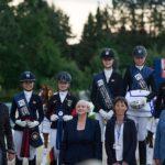 Danemark, Allemagne et Pays-Bas, tel est le podium 2019 - ph. Equitaris