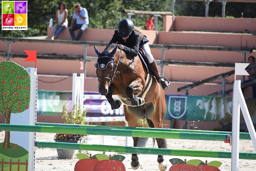 Emphetawynn l'Rio et Marion Méric - ph. Poney As
