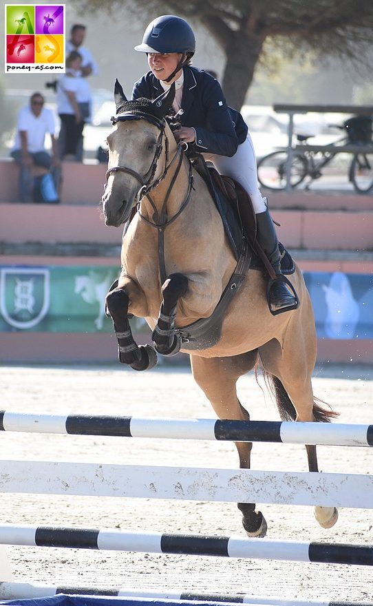 Feolina de Seizenn et Aude Bennoin - ph. Poney As