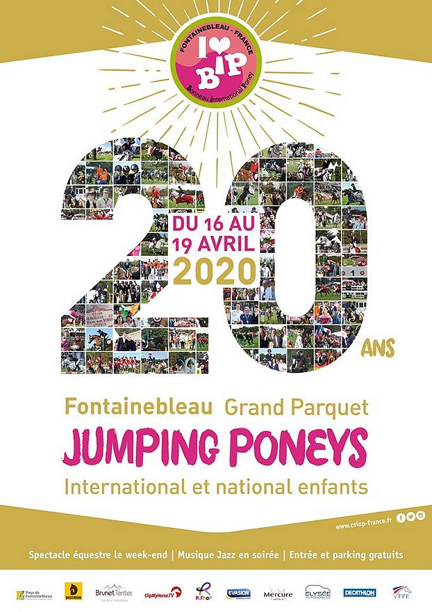 Bonneau International Poney 2020
