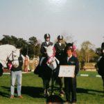 Bonneau International Poney de 2003, épreuve par équipe