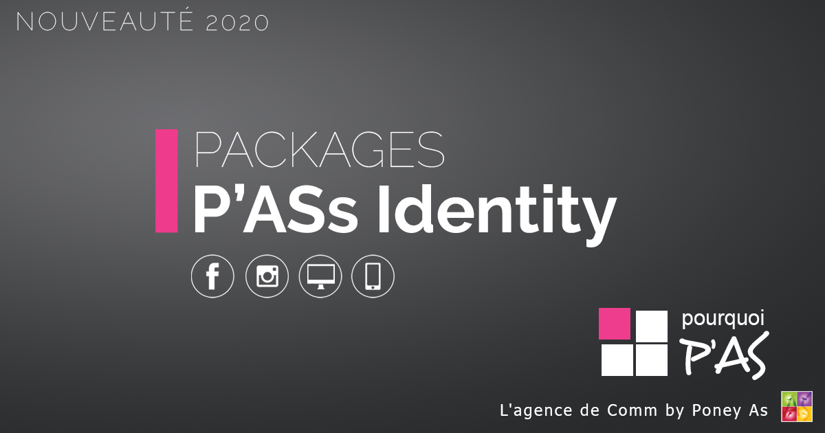 Pack P'Ass Identity by Pourquoi P'As