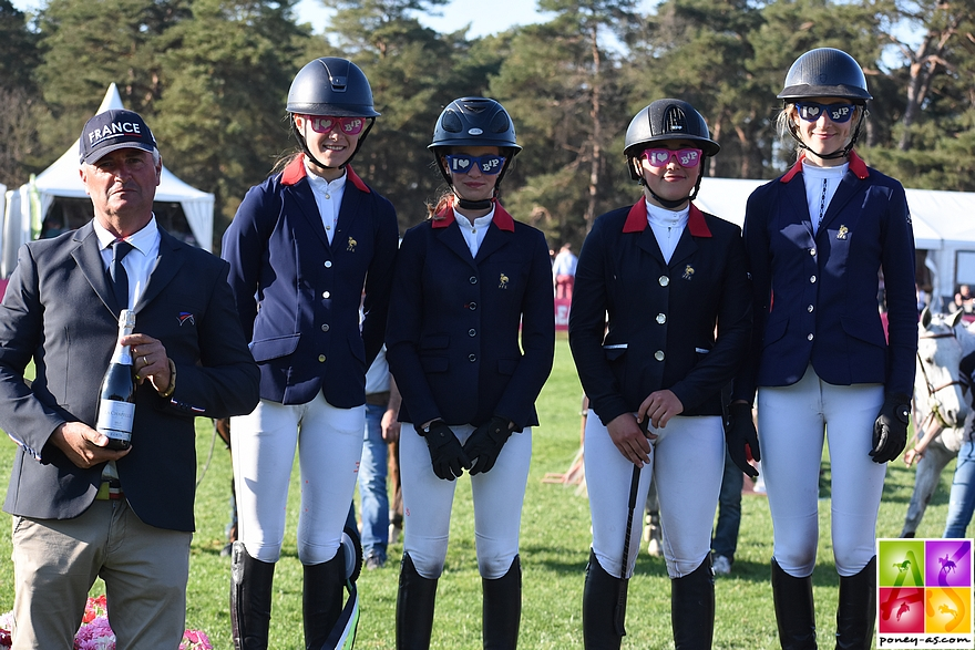 Le Bonneau International édition 2021 se tiendra du du 15 au 18 avril - ph. Poney As