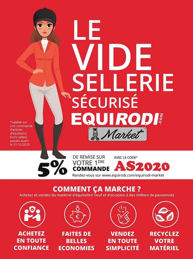 Profitez du code promo de 5 % sur votre première commande : Rendez-vous sur equirodi.com !