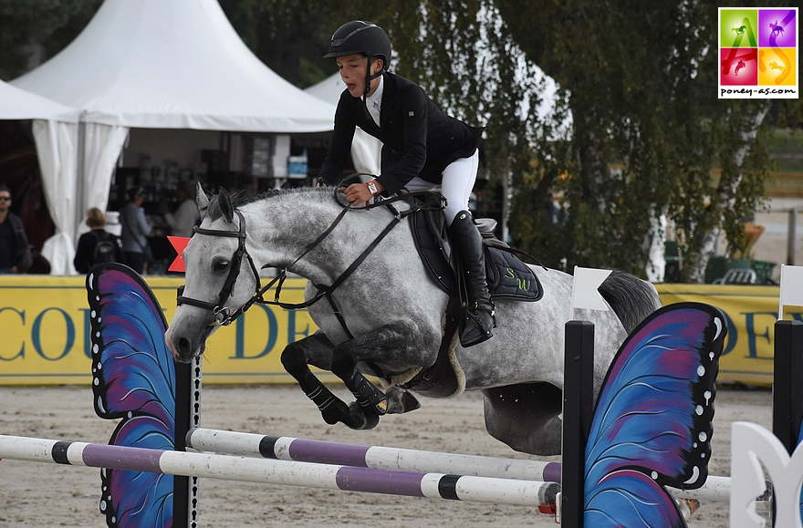 Seppe Wouters et Sucato – ph. Poney As