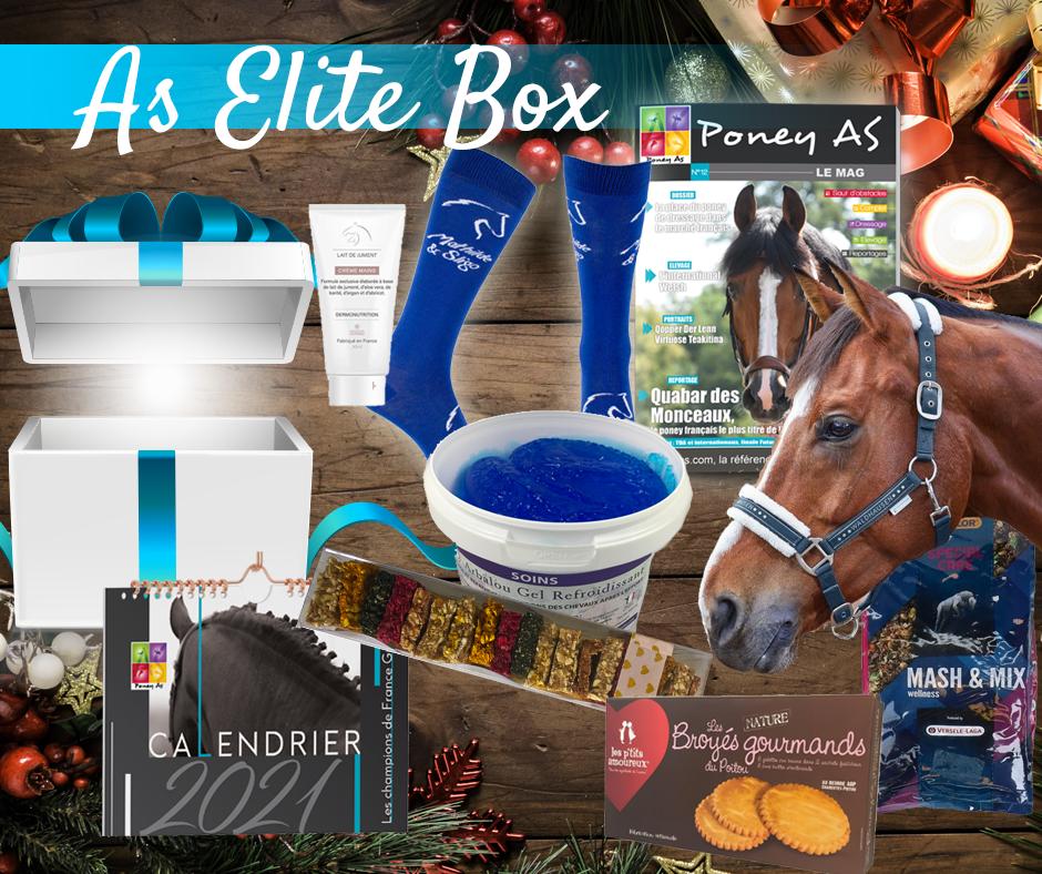 As Elite Box by Poney As