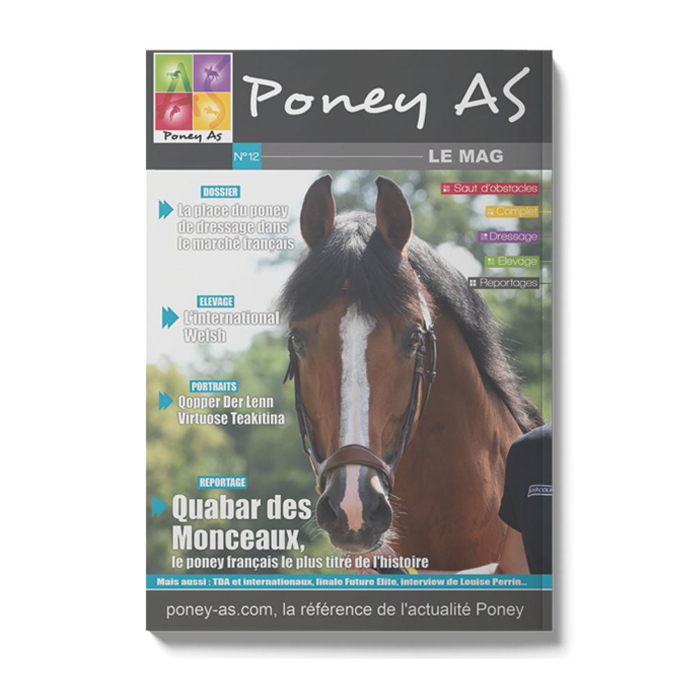 Poney As, le Mag édition n°12