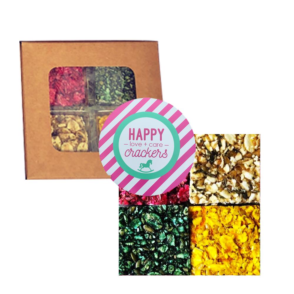 paquet de mini Kraft Crackers
