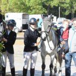 La famille Dreydemy et les poneys, Cheops et Boudchou - ph. Poney As